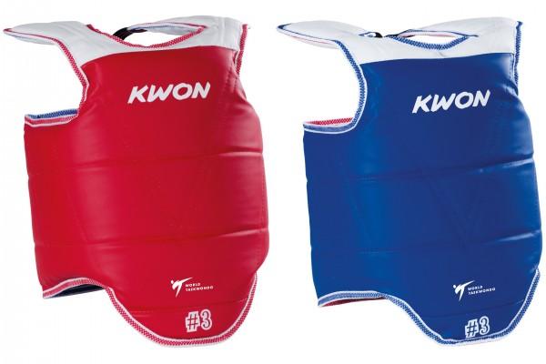 KWON Taekwondo Wendeweste Training mit World Taekwondo (WT) anerkennung