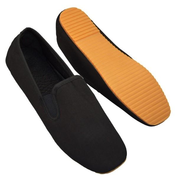 Schwarze KungFu Schuhe von Phoenix 3
