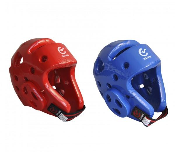 WACOKU WTF Kopfschutz rot oder blau