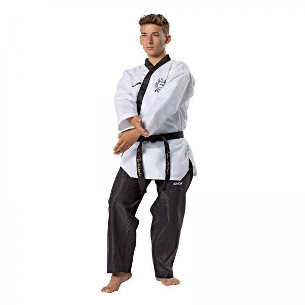 KWON Poomsae Anzug Herren mit WTF-Logo Taekwondo