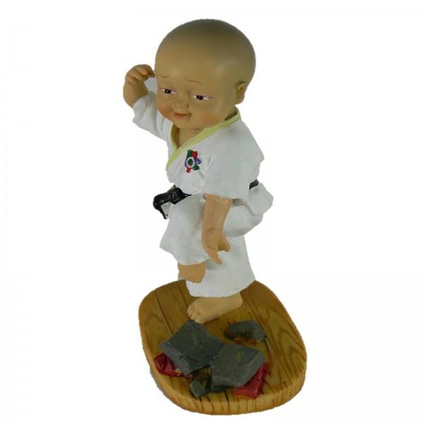 Karate Figur 3 ca. 12cm hoch