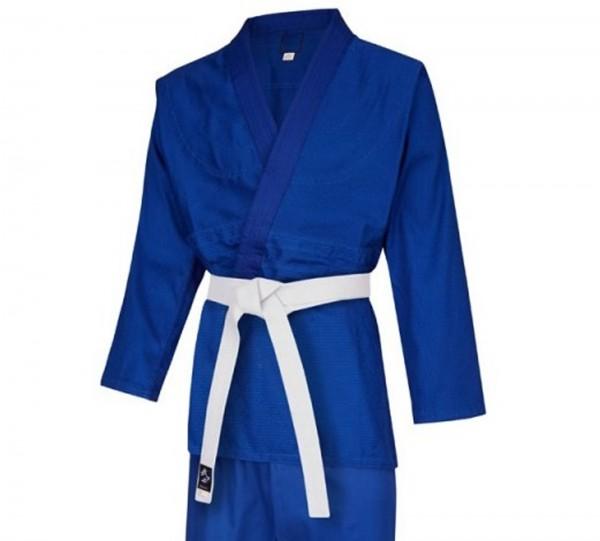 PHOENIX Karate Jacke blau & Gürtel (B-Ware, Größe 180)
