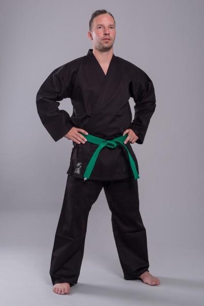 Phoenix Standard Jacke schwarz 8oz Mischgewebe