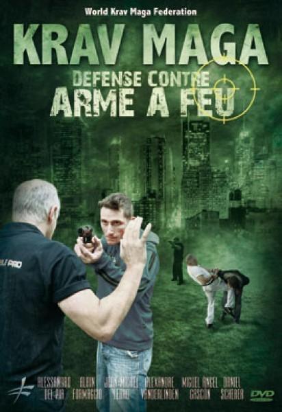 Ju-Sports Krav Maga, Verteidigung gegen eine Pistole, 283