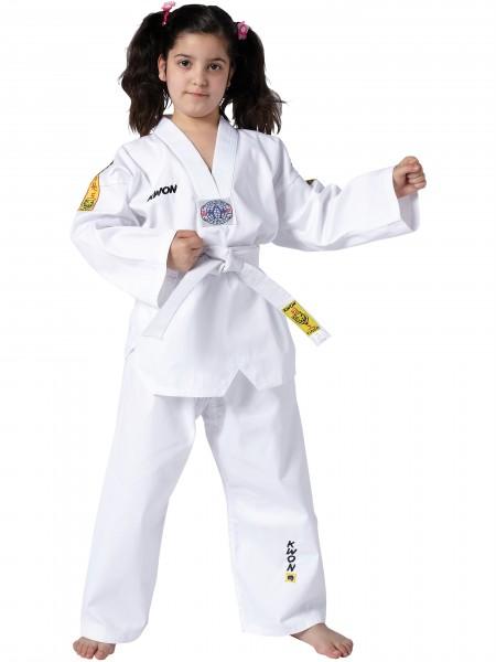 KWON CLUBLINE Taekwondo Anzug Tiger