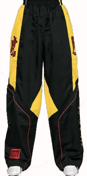 Kwon Hose TX-L-Type in gelb / schwarz / rot - SONDERPREIS